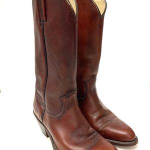 Mens 8.5 FRYE Cowboy boots